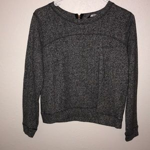 5/$15 H&M Gray Top size Small